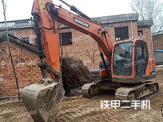 二手斗山 DX120-9C 挖掘机转让出售