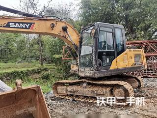 二手三一重工 SY150C 挖掘机转让出售
