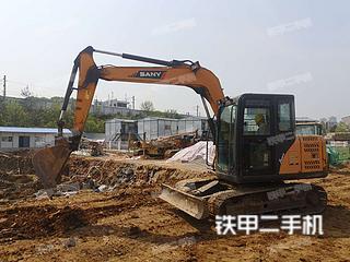 二手三一重工 SY75C 挖掘机转让出售