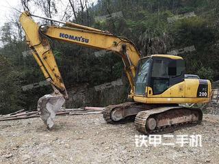二手小松 PC160LC-7 挖掘机转让出售