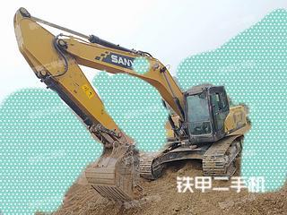 河南-安阳市二手三一重工SY215C挖掘机实拍照片