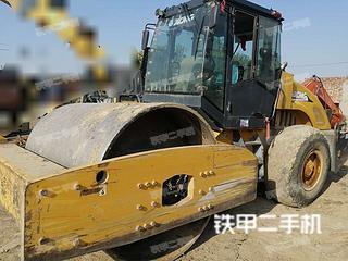 河南-郑州市二手徐工XS222J压路机实拍照片