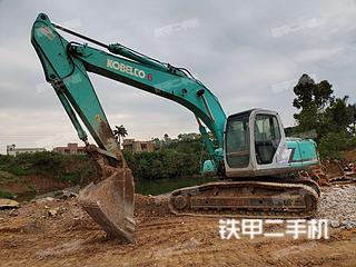 广东-湛江市二手神钢SK200-6E挖掘机实拍照片