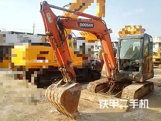 广西-南宁市二手斗山DH60-7挖掘机实拍照片