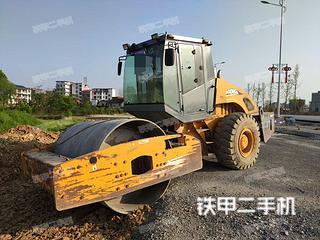 湖南-邵阳市二手徐工XS202J压路机实拍照片