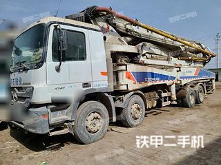 宁夏-固原市二手中联重科ZLJ5415THB52泵车实拍照片