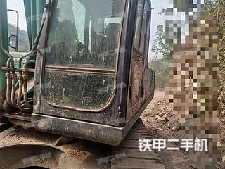 重庆-重庆市二手神钢SK350LC-8挖掘机实拍照片