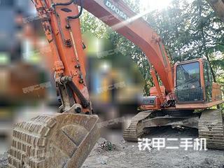 陕西-西安市二手斗山DX260LC挖掘机实拍照片