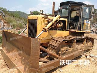 云南-文山壮族苗族自治州二手宣工T140-1推土机实拍照片
