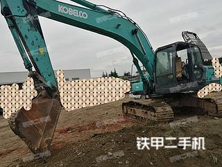 四川-成都市二手神钢SK250-8挖掘机实拍照片