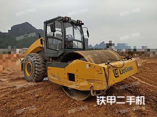广西-河池市二手柳工CLG6122E压路机实拍照片