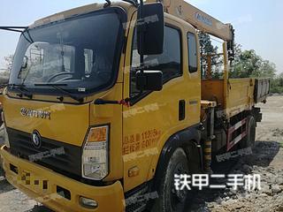 湖南-衡阳市二手程力专汽CLW5430JQZZ5起重机实拍照片