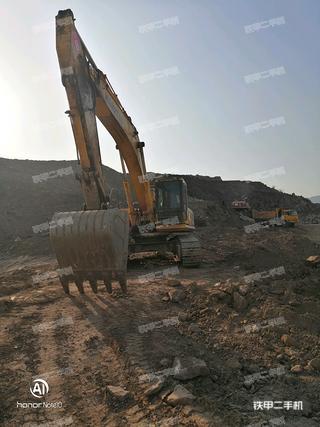 开县小松PC360-7挖掘机实拍图片