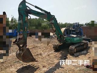 小松PC35MR-1挖掘机实拍图片