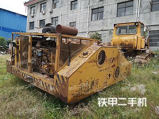 山东公路机械厂HS30振动夯实拍图片