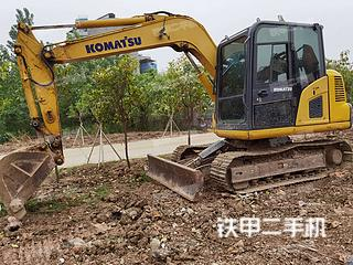 湖北-荆州市二手小松PC60-8挖掘机实拍照片