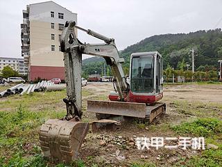 竹內TB160C挖掘機實拍圖片