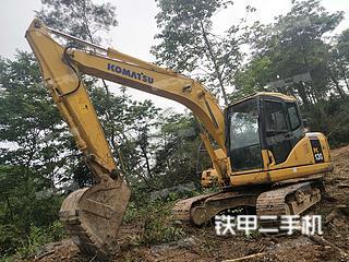 广西-南宁市二手小松PC130-7挖掘机实拍照片