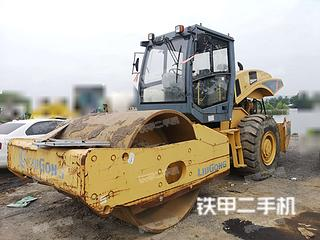 江苏-南京市二手柳工CLG6122压路机实拍照片
