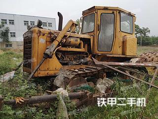 陕西-西安市二手宣工T140-1推土机实拍照片