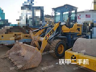 山宇重工ZL932G装载机实拍图片