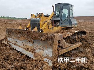 江苏-镇江市二手山推SD16L湿地型推土机实拍照片