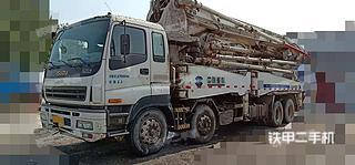 河南-郑州市二手中联重科ZLJ5381THB125-44泵车实拍照片