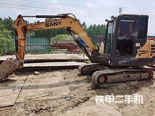江苏-淮安市二手三一重工SY55C挖掘机实拍照片