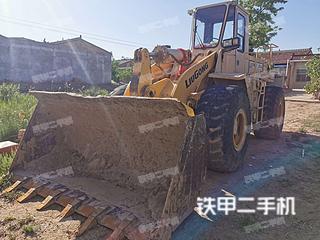 陕西-渭南市二手柳工ZL50C基本型装载机实拍照片