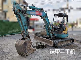 久保田U-40-3S挖掘機實拍圖片