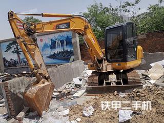 山东-济宁市二手雷沃重工FR60挖掘机实拍照片