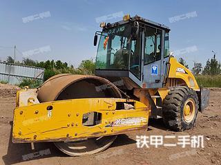 安徽-宿州市二手徐工XS202J压路机实拍照片
