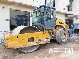 贵州-黔东南苗族侗族自治州二手徐工XS222J压路机实拍照片