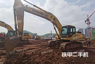 大足小松PC360-7挖掘机实拍图片