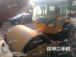 广西-百色市二手柳工CLG620压路机实拍照片