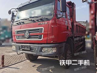 東風4X2工程自卸車實拍圖片