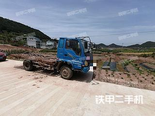 東風4X2平板運輸車實拍圖片