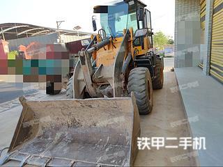 鲁宇重工936装载机实拍图片