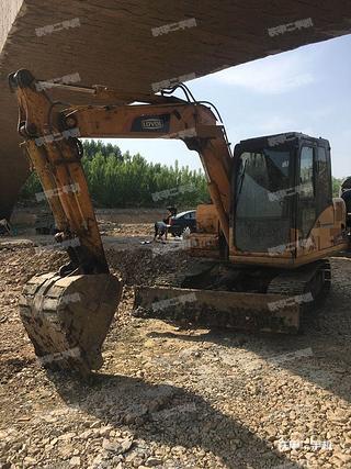 山东-济宁市二手雷沃重工FR80H挖掘机实拍照片