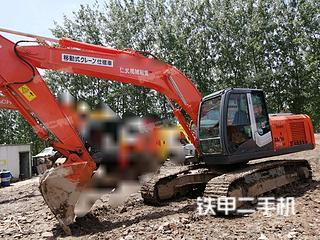 鹽城日立ZX200LC-3挖掘機實拍圖片
