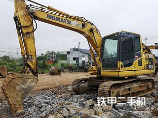 小松PC110-8M0挖掘機實拍圖片