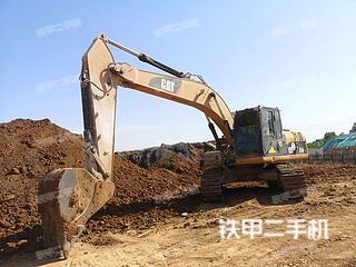 江苏-南京市二手卡特彼勒323DL挖掘机实拍照片