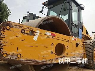陕西-西安市二手柳工CLG622压路机实拍照片