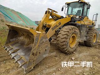 安康山东临工L955F装载机实拍图片