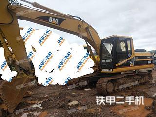 广东-梅州市二手卡特彼勒320A挖掘机实拍照片