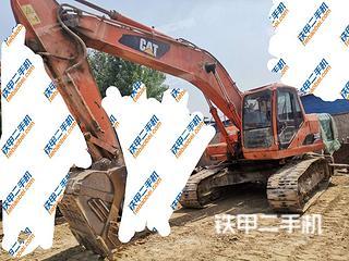 山东-泰安市二手斗山DH220LC-7挖掘机实拍照片