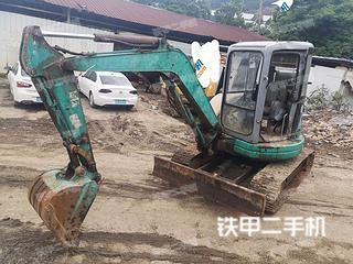 寧波小松PC40MR-1挖掘機實拍圖片