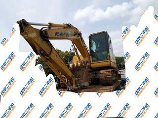 广西-南宁市二手小松PC110-7挖掘机实拍照片