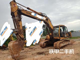 二手现代 R210-5D 挖掘机转让出售