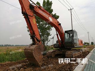 江苏-连云港市二手日立ZX210H-3G挖掘机实拍照片
